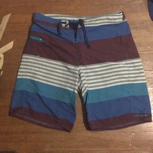 Patagonia Board Shorts Size 32
